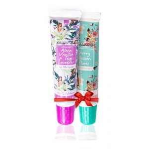 Buy Herbal Island Kiss Alma Vanilla & Inges Lavender + Cherry Blossom Flores Combo - Nykaa