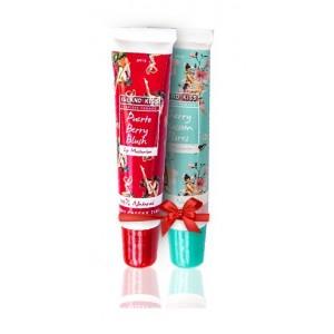 Buy IslandKissCherry Blossom Flores + Puerto Berry Blush Combo - Nykaa
