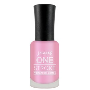 Buy Jaquline USA One Stroke Premium Nail Enamel - Strawberry Smoothie J09 - Nykaa