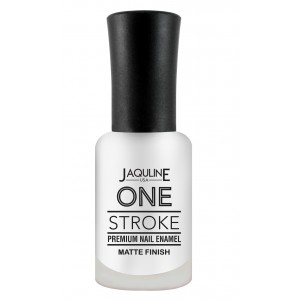 Buy Jaquline USA One Stroke Premium Nail Enamel Matte Finish - Nykaa