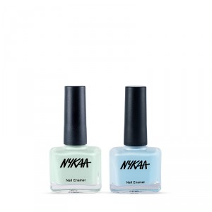 Buy Nykaa Beatin' The Heat Nail Enamel Combo - Nykaa