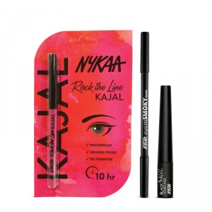 Buy Nykaa Black is Back Eyes Combo - Nykaa