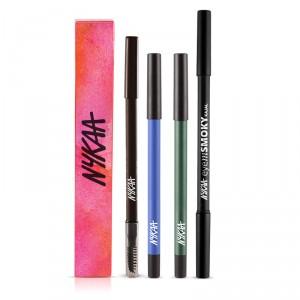 Buy Nykaa Blue Eyes Pop Eyes Combo - Nykaa