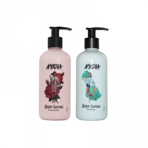 Buy Nykaa Country Rose + Fresh Aqua Body Lotion Combo - Nykaa