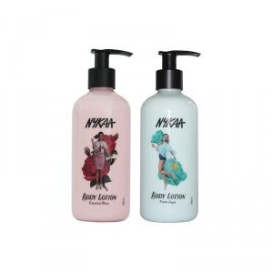 Buy Nykaa Country Rose + Fresh Aqua Body Lotion Combo - Nykaa
