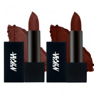 Buy Nykaa Delicious Day Lips Combo - Nykaa