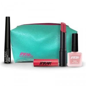 Buy Nykaa Dolled Up Look In A Bag - Nykaa