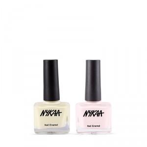 Buy Nykaa Feelin' Fruity Nail Enamel Combo - Nykaa