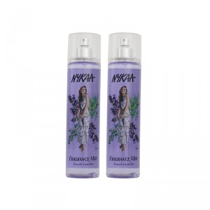 Buy Nykaa French Lavender Body Mist Pack of 2 - Nykaa