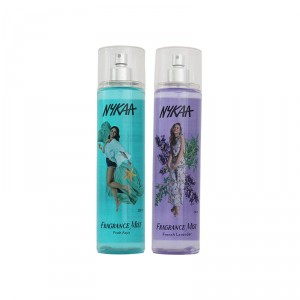 Buy Nykaa Fresh Aqua + French Lavender Body Mist Combo - Nykaa