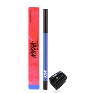 Buy Nykaa GLAMOReyes Eye Pencil - Blue Hex 01 + SharpShooter Cosmetic Sharpener - Made in Germany - Nykaa