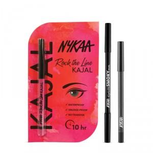 Buy Nykaa Hawk-Eye Eyes Combo - Nykaa