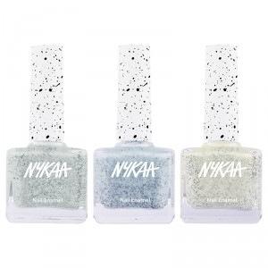Buy Nykaa In It to Eat It Nail Lacquer Combo - Nykaa