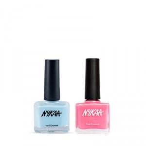 Buy Nykaa Keep It Cool Nail Enamel Combo - Nykaa
