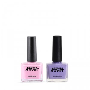 Buy Nykaa Keepin' it Pretty Nail Enamel Combo - Nykaa