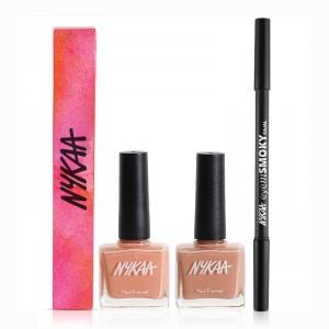Buy Nykaa Nail'd It Eye & Nail Combo - Nykaa
