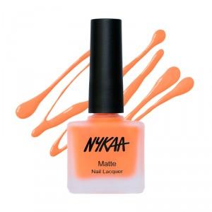 Buy Nykaa Neon Matte Nail Enamel - Popsicle - Nykaa