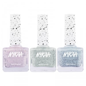 Buy Nykaa Pass Me The Dessert Nail Lacquer Combo - Nykaa