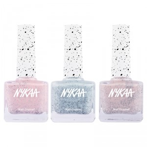 Buy Nykaa Right Kinda Wrong Nail Lacquer Combo - Nykaa