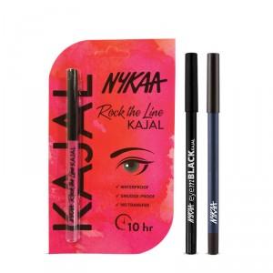 Buy Nykaa Sapphire Eyes Combo - Nykaa