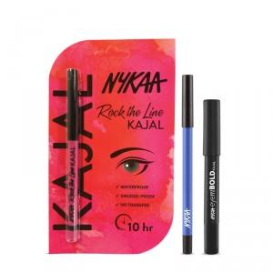 Buy Nykaa Smoky Eyes Combo - Nykaa
