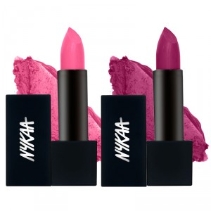 Buy Herbal Nykaa Plum Surprise Lipstick Combo - Nykaa