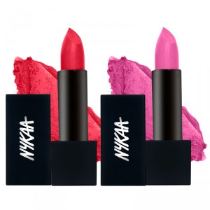 Buy Nykaa Pucker Up Lipstick Combo - Nykaa