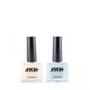 Buy Nykaa Take Me Back Nail Enamel Combo - Nykaa