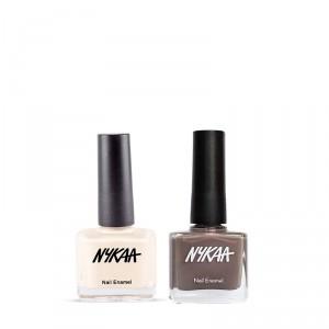 Buy Nykaa Vacay Feels Nail Enamel Combo - Nykaa