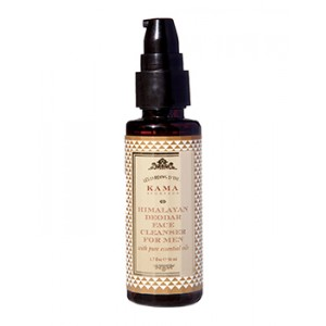 Buy Kama Ayurveda Himalayan Deodar Face Cleanser For Men - Nykaa