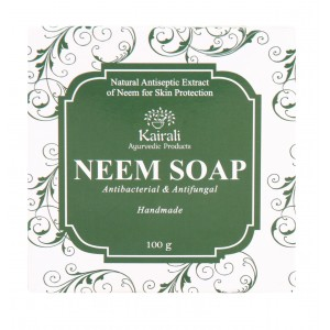 Buy Kairali Neem Soap - Nykaa