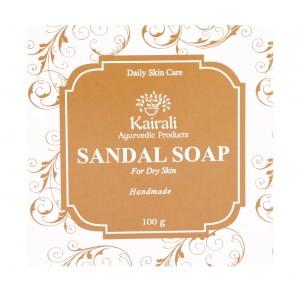 Buy Kairali Sandal Soap - Nykaa