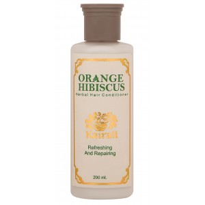 Buy Kairali Orange Hibiscus Herbal Hair Conditioner - Nykaa