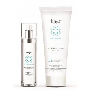 Buy Kaya Insta Brightening Combo - Nykaa