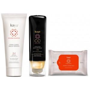 Buy Kaya Makeup Essential Combo(Honey) - Nykaa