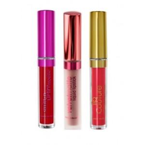 Buy LASplash Lips Combo 3 - Nykaa
