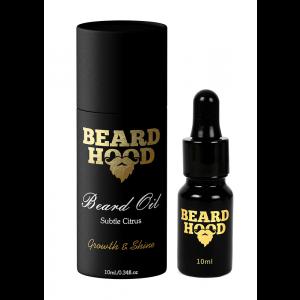 Buy Beardhood Subtle Citrus Beard Oil - Nykaa