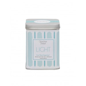 Buy Gardner Street Light Whole Leaf Green Tea Bags - Nykaa