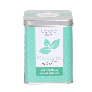 Buy Gardner Street Moroccan Mint Whole Leaf Black Tea Bags - Nykaa