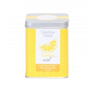 Buy Gardner Street Lemon Aid Whole Leaf Green Tea Bags - Nykaa