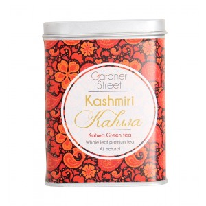 Buy Gardner Street Kashmiri Kahwa Whole Leaf Green Tea - Nykaa