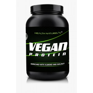 Buy Health Naturel's VEGAN Protein Enriched With Almond and Walnut Universal Powder - Nykaa