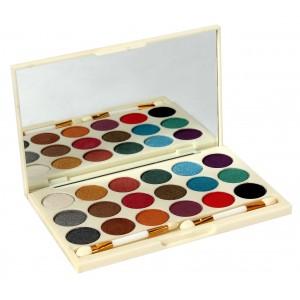 Buy Incolor 18 In 1 Eyeshadow Kit - 1 - Nykaa
