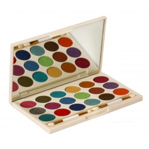 Buy Incolor 18 In 1 Eyeshadow Kit - 3 - Nykaa
