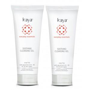 Buy Kaya Soothing Cleansing Gel (Pack Of 2) - Nykaa
