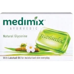Buy Medimix Ayurvedic Natural Glycerine Soap - Nykaa