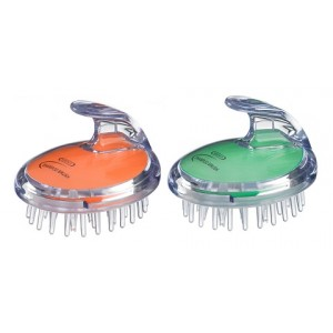 Buy Kent Shampoo Brush Combo Pack - Orange + Green - Nykaa