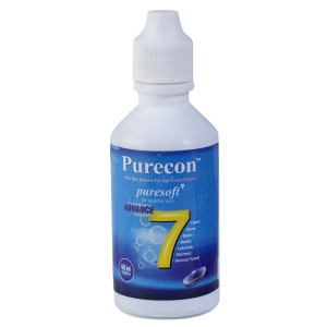 Buy Purecon Puresoft Multi-Purpose Solution - Nykaa