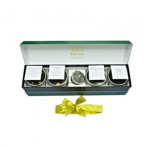 Buy TGL Co. Assorted Aspirations Tea Gift Box - Nykaa