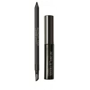 Buy Lakme Absolute Kohl Ultimate Kajal - Black + Lakme Absolute Shine Liquid Eye Liner - Black - Nykaa
